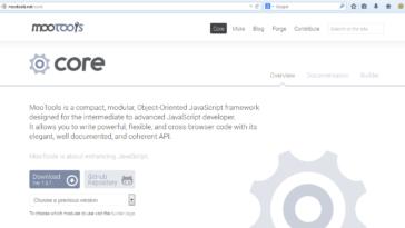 El objetivo de este Framework compacto y modular es poder desarrollar en JavaScript sin importarnos en que navegador se ejecute