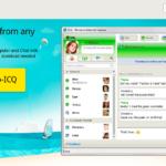 """ICQ al registrarte y descargarte la aplicación te otorga un número único """"UIN"""""""