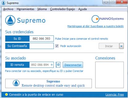 Supremo potente herramienta de conexi n remota neoteo - Puerto de conexion remota ...