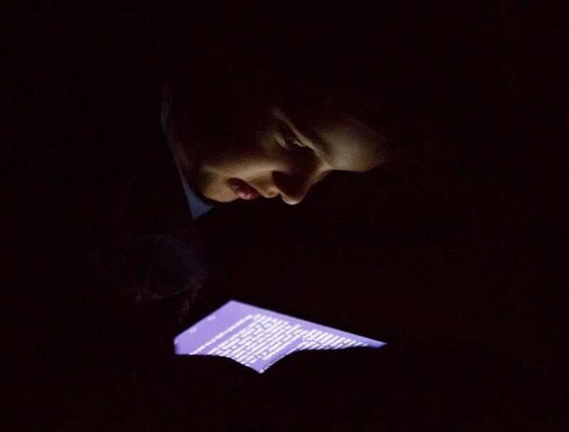 Leer de noche