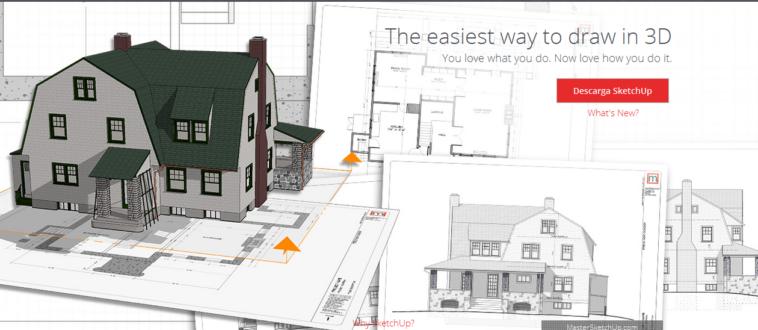 Herramientas para crear planos neoteo for Programas para disenar planos arquitectonicos
