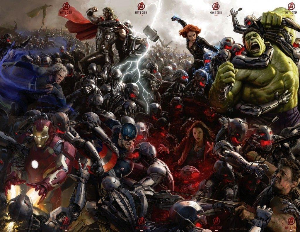 Nuevo Avance De Avengers Age Of Ultron Neoteo
