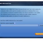 AOMEI PXE Boot es una aplicación con la cual podrás arrancar tu ordenador con una ISO a través de LAN