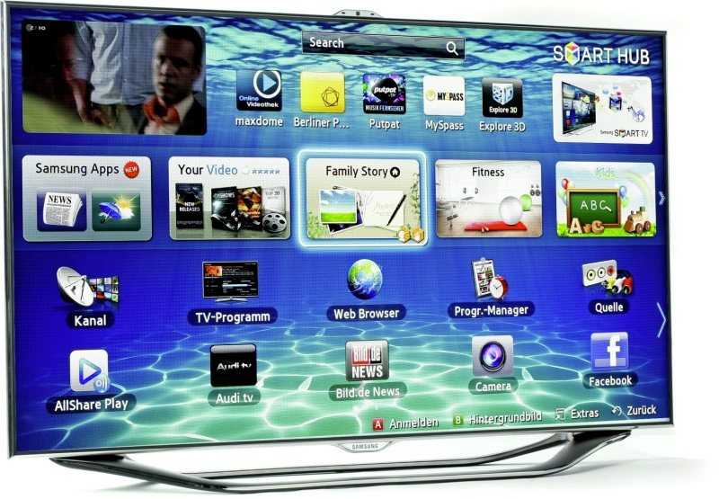 Los Smart TVs de Samsung escuchan todo lo que decimos