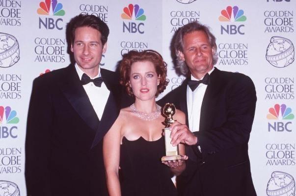 David Duchovny, Gillian Anderson y Chris Carter vuelven en The X-Files