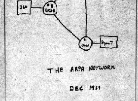 Y en el año 1973 Robert E. Kahn y Vinton Cerf, se convierten en los Padres de Internet