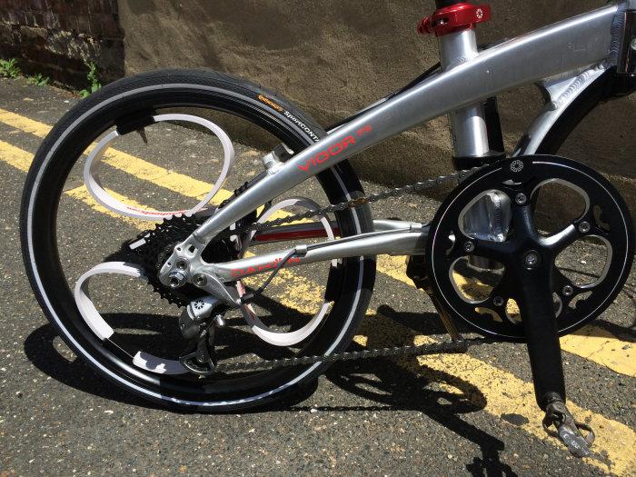 Loopwheels: Ruedas con suspensión para bicicletas