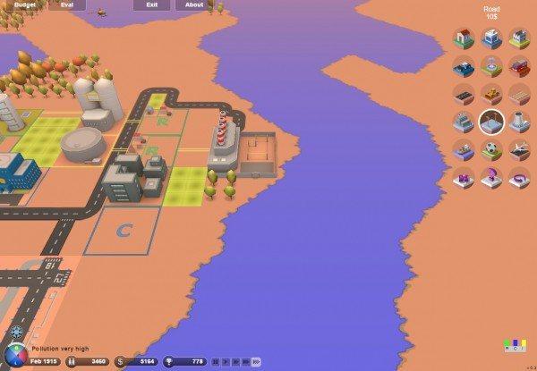 Todos los elementos del SimCity original están disponibles en 3D City