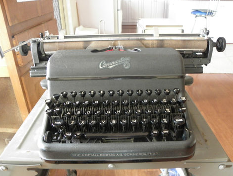 Commodore Portable Typewriter Company