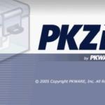 En 1989 el fundador de PKWARE (empresa que comercializo PKZIP) Phil Katz, inventa y lanza al mercado el formato ZIP