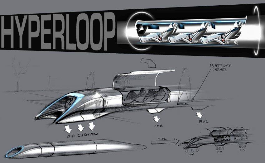 spacex hyperloop - photo #5