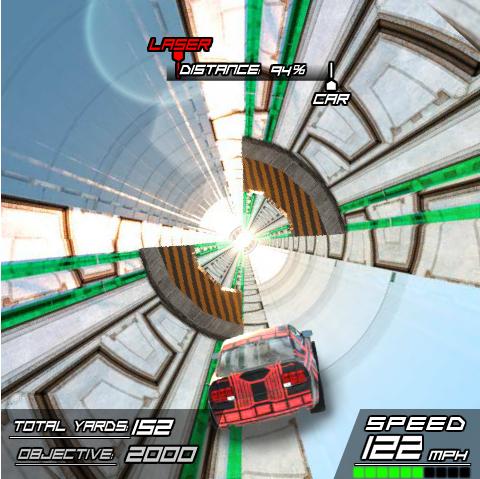 Ajústate el cinturón y pisa el acelerador a fondo para sortear todos los obstáculos