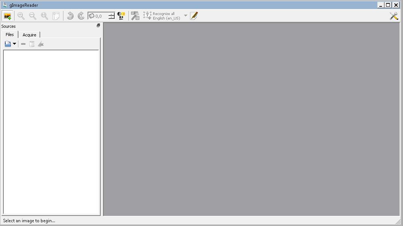 Con gImageReader podrás extraer el texto de una imagen (soporta muchos formatos) y de un archivo PDF