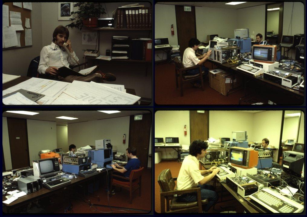 Las oficinas de microsoft en 1979 neoteo for Oficinas de microsoft
