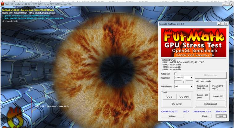 FurMark: Test de stress para tu tarjeta gráfica - NeoTeo