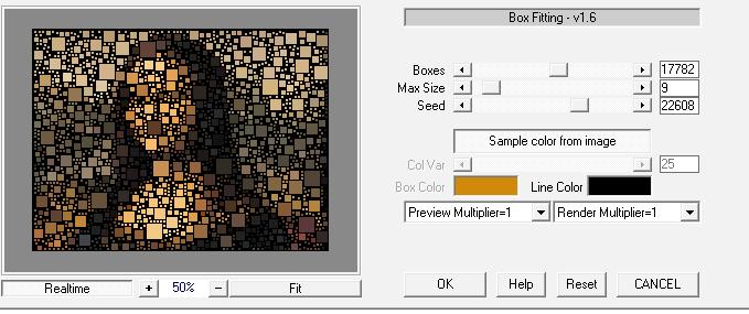 Crear fotos de mosaico 95