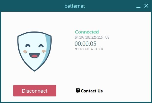 Resultado de imagen de Betternet VPN For Windows Premium