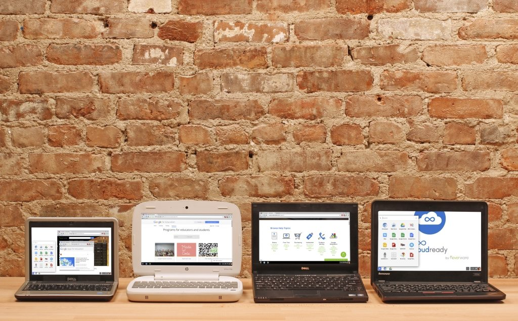CloudReady Netbooks