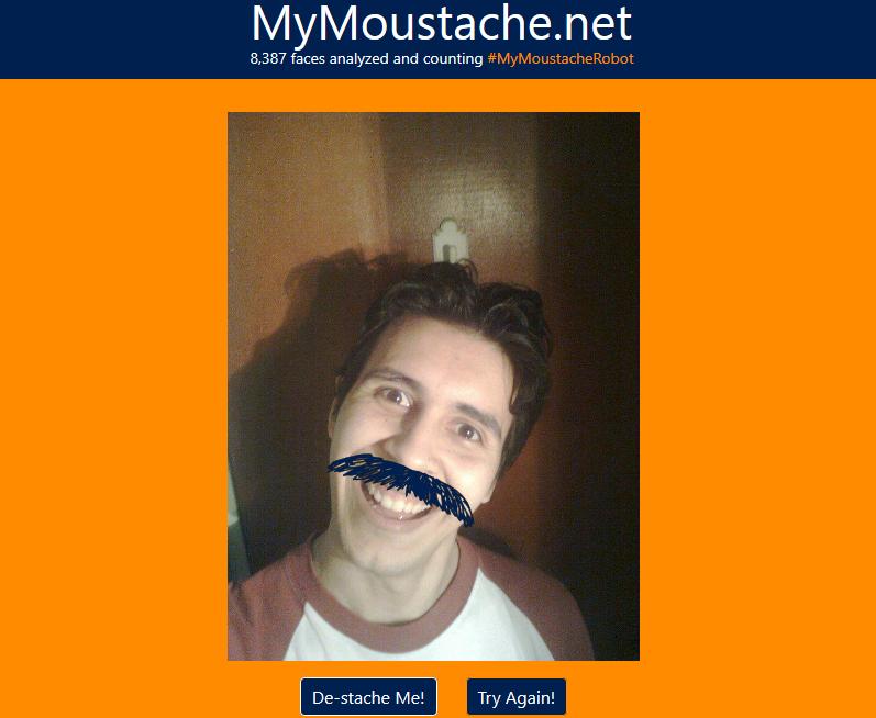 MyMoustache