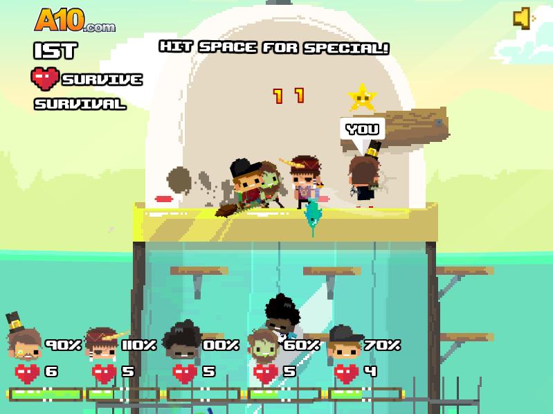 Super Adventure Pals Battle Arena