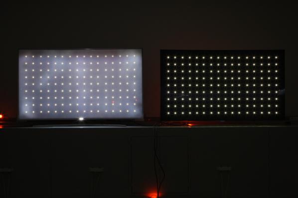 LCD TV vs. LG OLED TV
