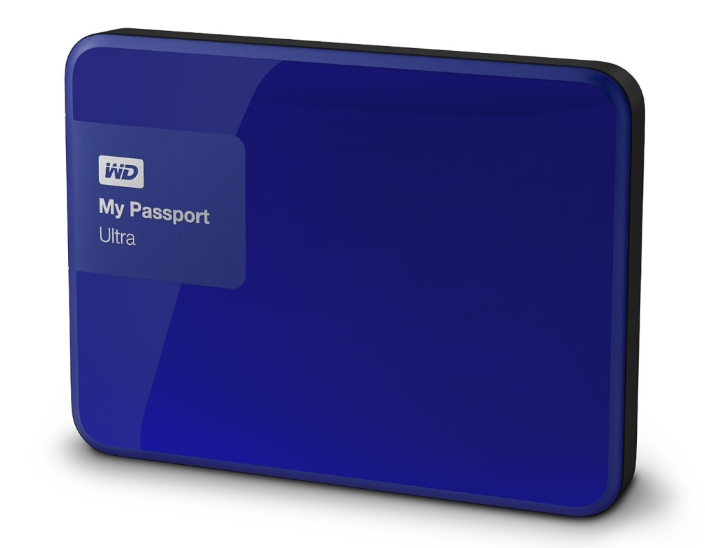 Western Digital My Passport Ultra