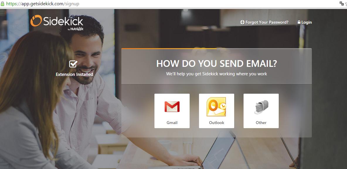 Gmail, Outlook y otros