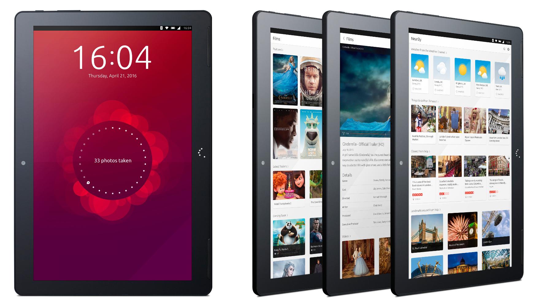 Aquaris M10 Ubuntu Edition