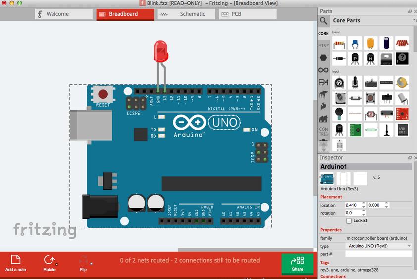 Diseñar circuitos electrónicos
