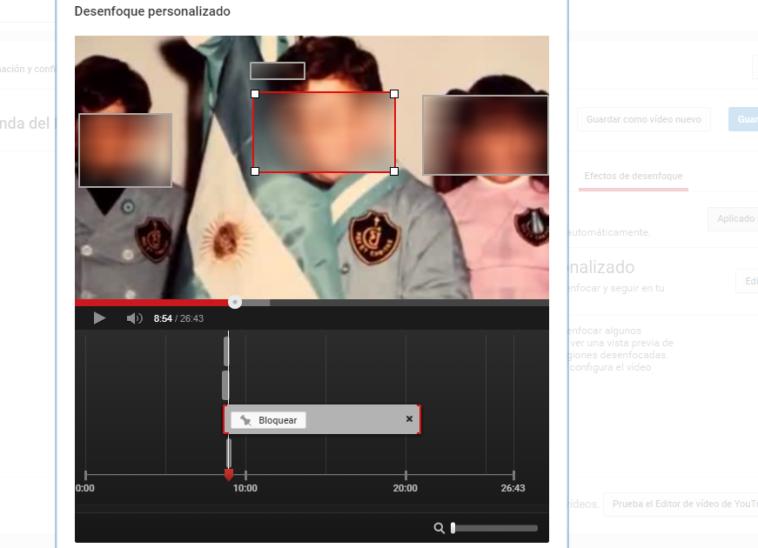Cómo difuminar rostros en videos de YouTube - NeoTeo