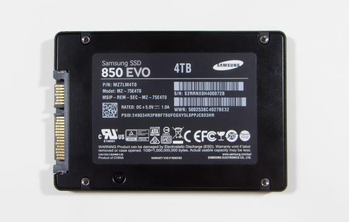 SSD EVO 4 TB