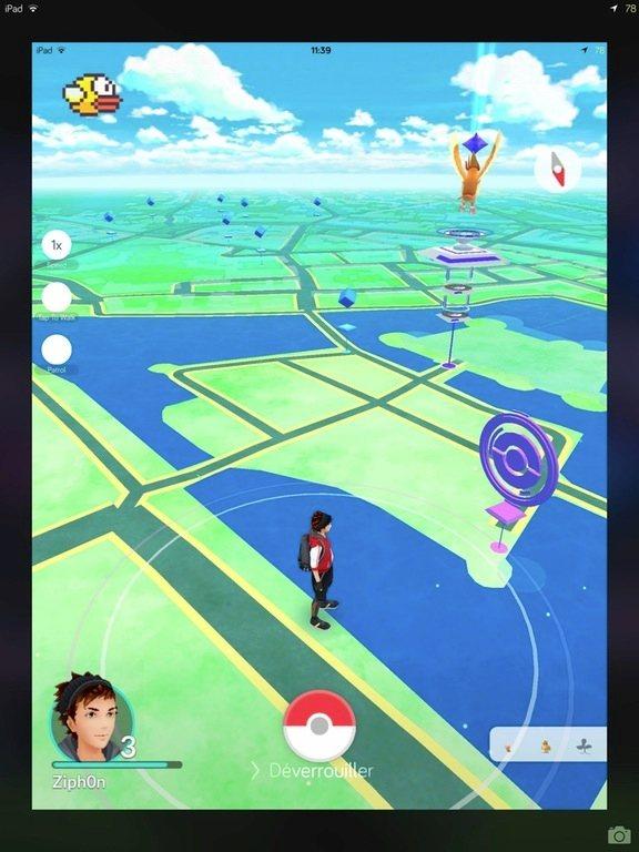 Pokemon Lock