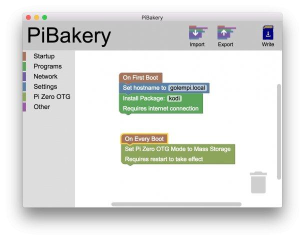 PiBakery