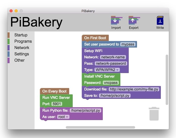 PiBakery: Crea imágenes de Raspbian personalizadas para tu Raspberry Pi
