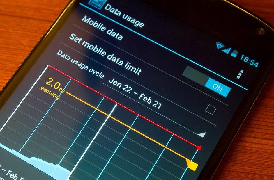 Datos móviles