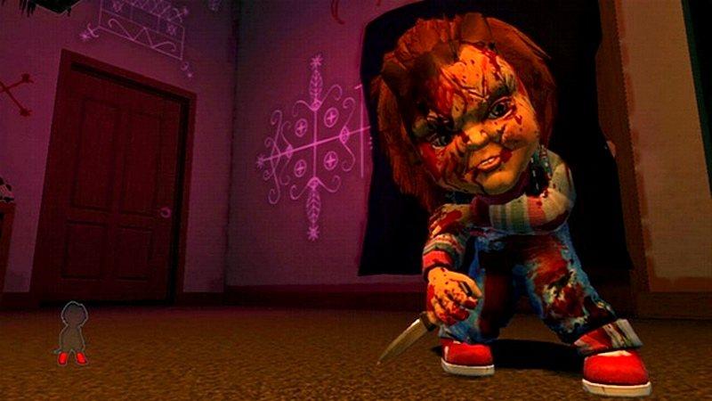 Chucky Wanna Play