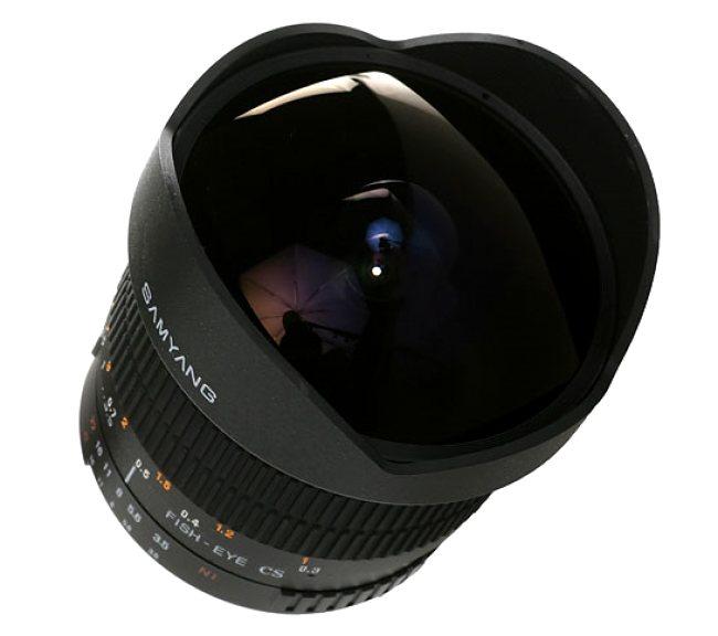 Samyang 8mm f/3.5