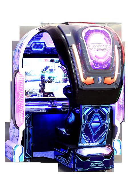 Elige tu Transformer y batalla en deathmatch. ¡Qué original!