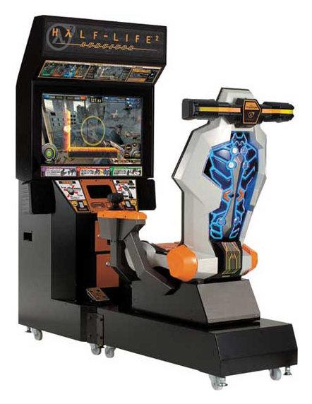 La versión arcade del clásico de Valve