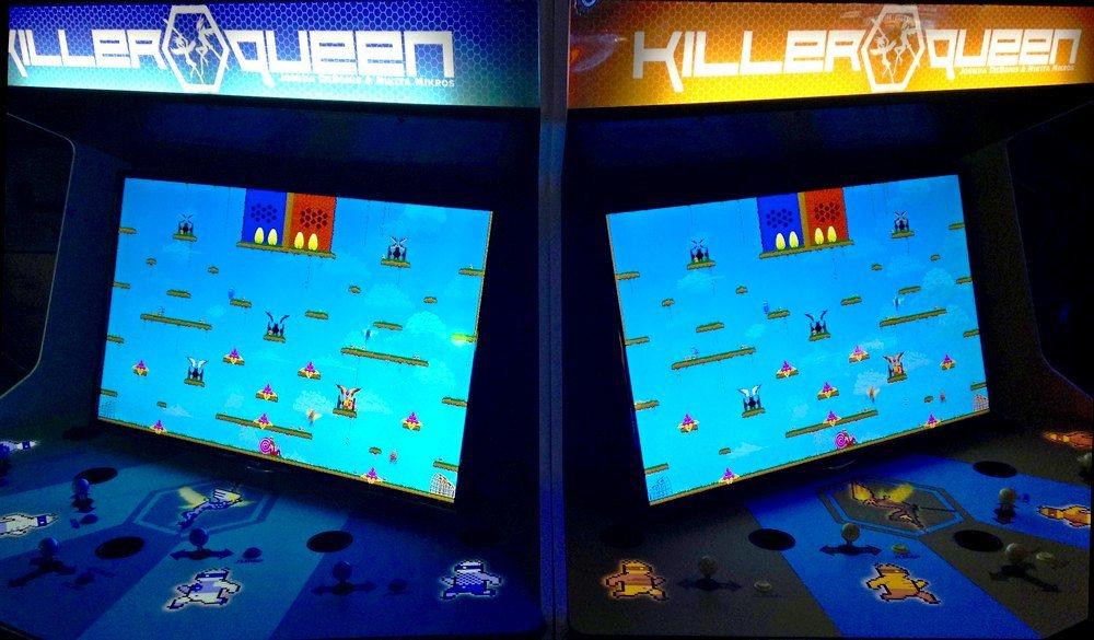Hasta 10 jugadores se pueden batir a duelo en un juego que mezcla Joust con estrategia en tiempo real