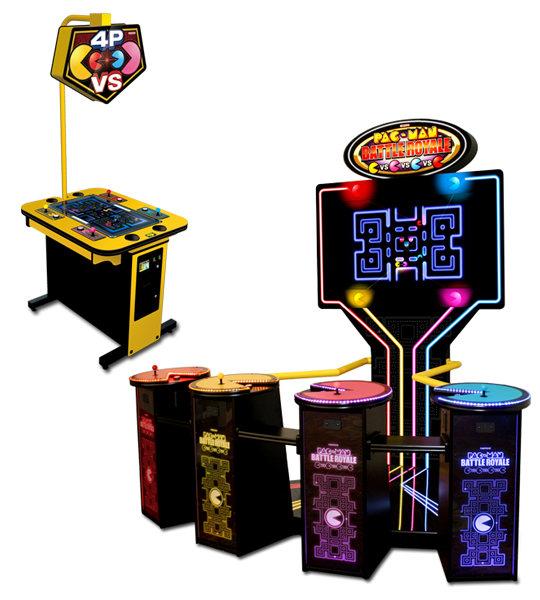 Dos configuraciones, el mismo arcade