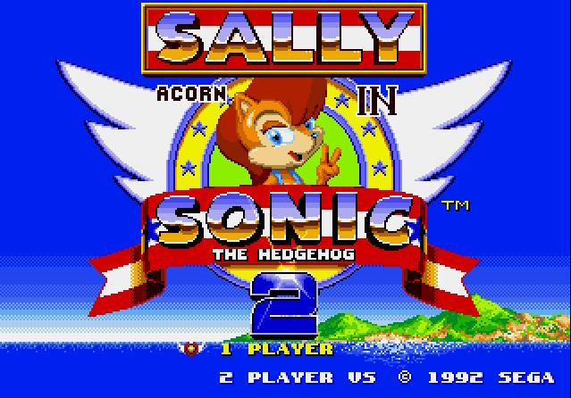 La ardillita que es parte del mundo de Sonic en los cómics, también tiene su modificación.