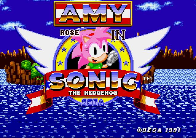 Amy, como protagonista, tiene poderes desconocidos por Sonic: dos tipos de disparo, además de salto y aceleración