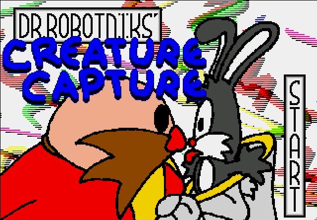 Robotniks Creature Capture no es una mera modificación, con algun personaje nuevo. Es un juego completo, que muestra la aventura que tuvo el malo de Robotnik a la hora de capturar a las criaturas del bosque