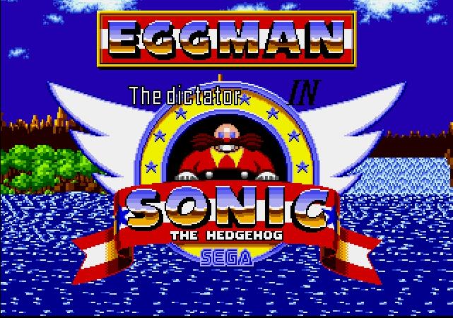 Eggman (Robotnik) es inmune a todas sus criaturas, así que jugar es bastante aburrido.