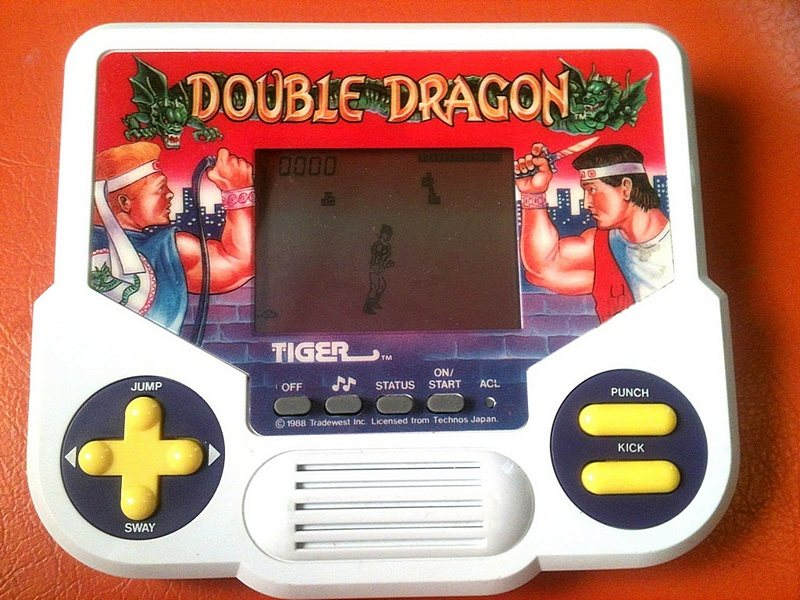 doubledragon tiger