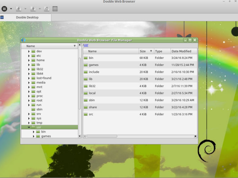 Navegador Web multiplataforma