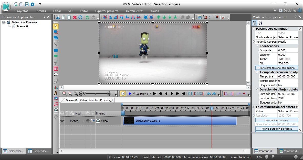 editor de videos