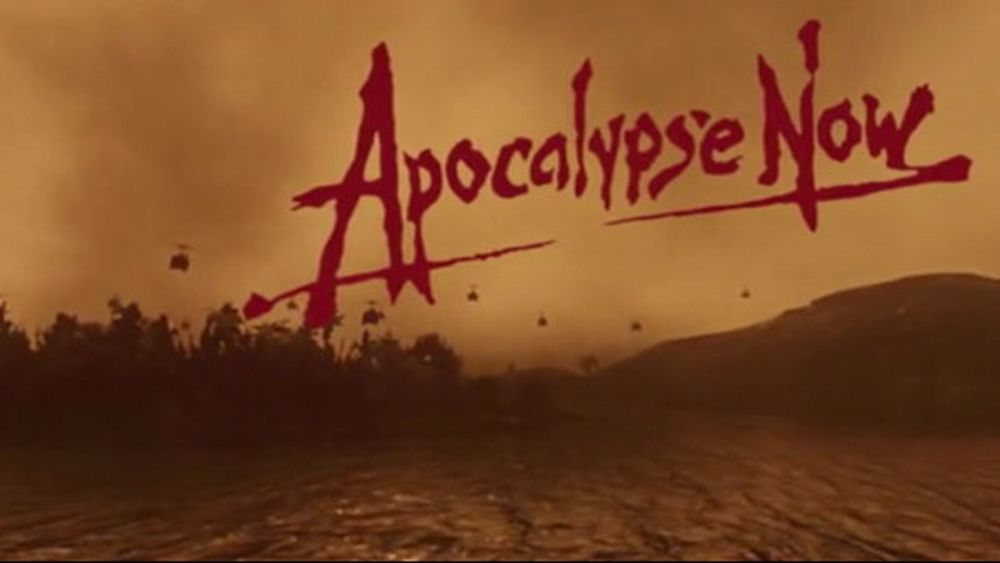 """a literary analysis of apocalypse now by francis coppola Coppola's apocalypse now  instead  1 until 1979, when francis ford  coppola released his  see john hillis miller, """"the interpretation of."""