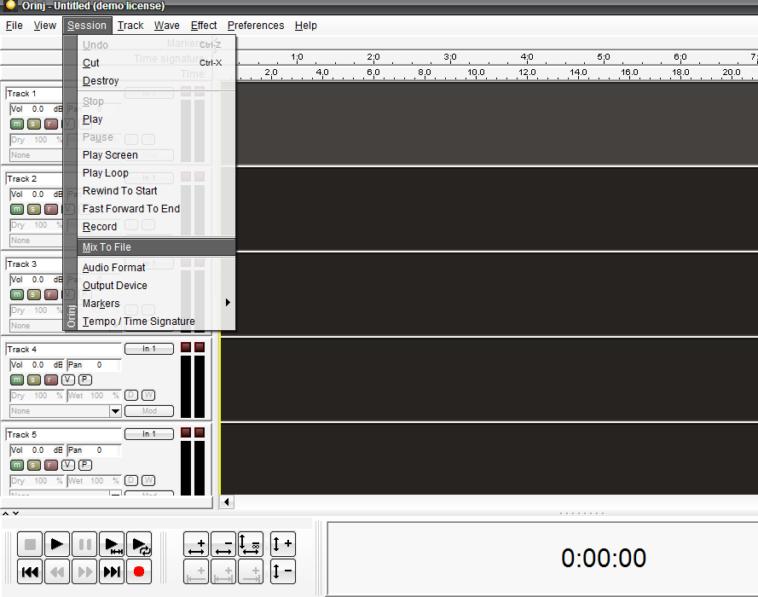 Secuenciador MIDI